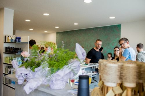 Impressionen Eröffnung LAndo Friseure